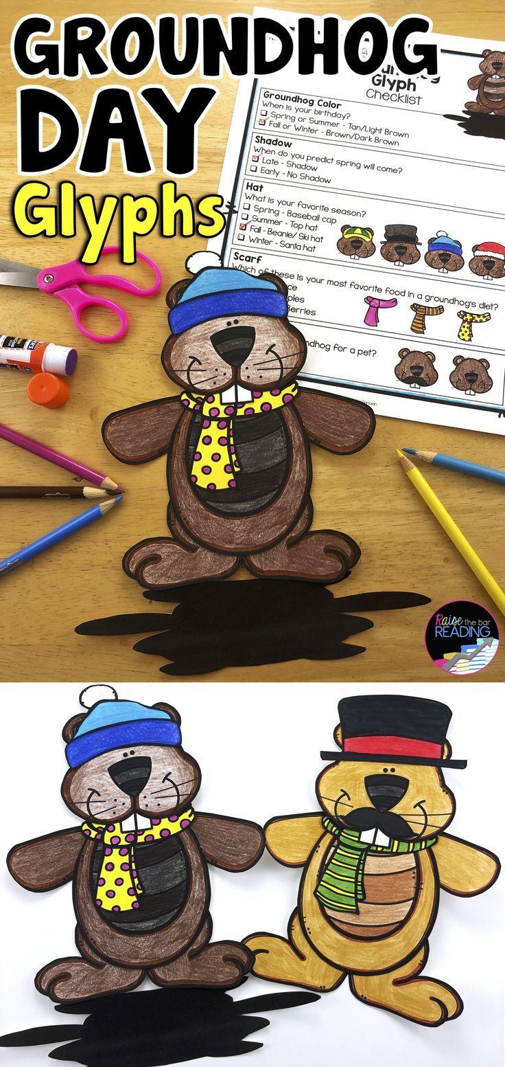 Raise The Bar Reading Raisethebarreading On Pinterest Groundhog Day Activities Groundhog Day Groundhog [ 1553 x 736 Pixel ]