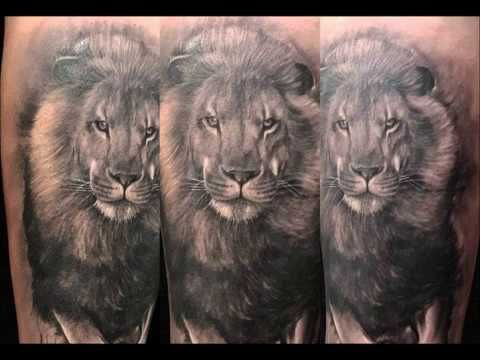 Best Lion tattoo designs ideas in the world – YouTube