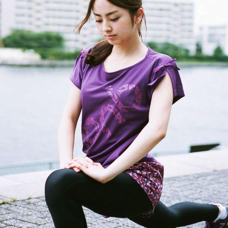 荒井玲良 | FIND YOUR BETA | New Balance Japan