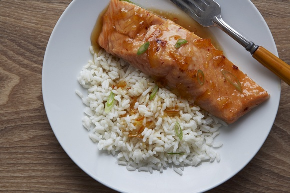 Asian Inspired Salmon - Recipes - Whole Foods Market -1019