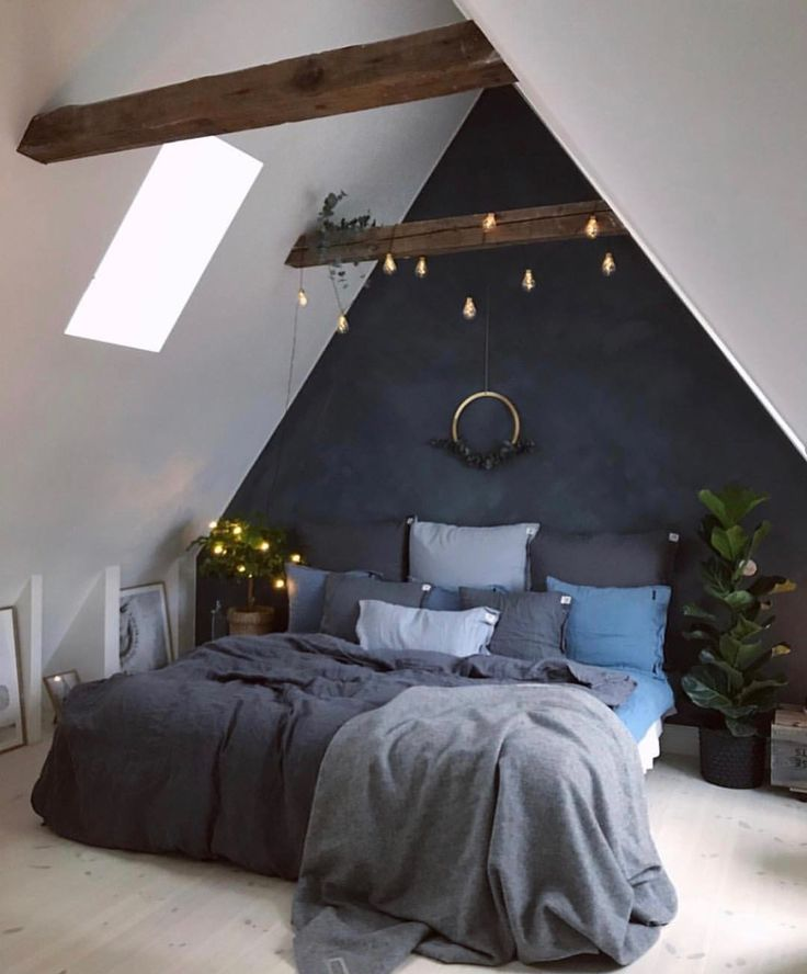 Love the general vibe + the back wall