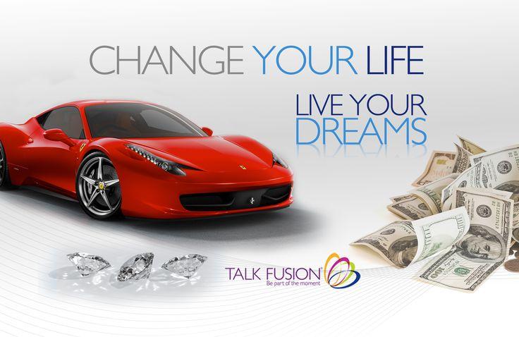 Talk Fusion Live Your Dreams