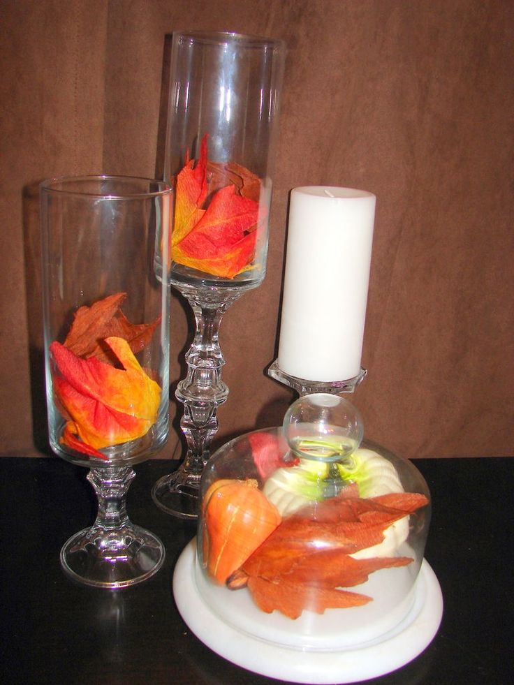 21 Best Images About Hurricane Glass Crafts On Pinterest Gerber Daisies Dollar Tree And Vase