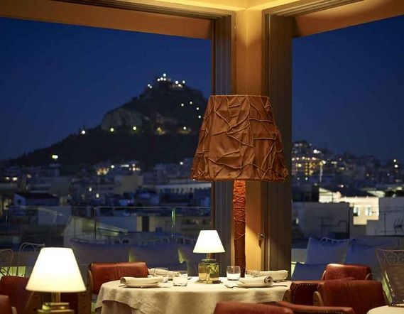#Valentine's special: a romantic #dinner for two at #NEWHotel's Art Lounge! #yeshotels #athens