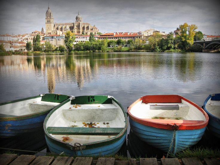 Salamanca y su lunes de Aguas