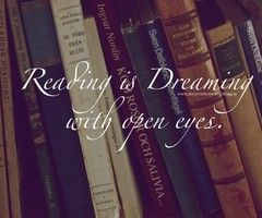 reading: Life Motto, Books Nerd, Reading Quotes, Reading Books, Favorite Quotes, Good Books, Open Eye, Sweet Dreams, True Stories