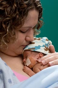 Breastfeeding a baby with special needs BabyCenter