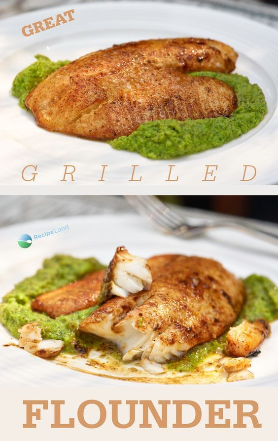 This is an excellent recipe for grilling flounder. The cajan seasoning is very good. I followed the recipe but I didn't have worchestershire sauce. I would use this recipe again.