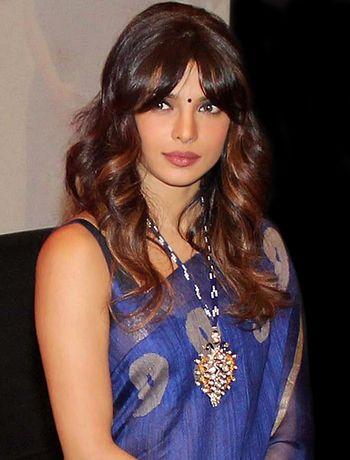 Priyanka Chopra and her love for High heels!