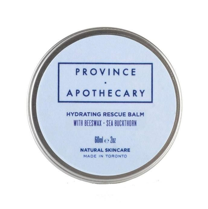 Province Apothecary Hydrating Rescue Skin Balm  $26 CAD (60ml)  Available at Labrador Supply Co.