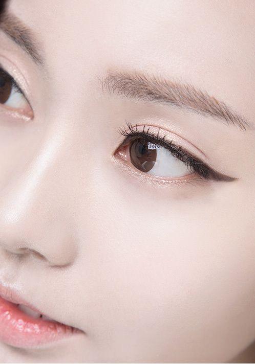 この画像は「二重幅が狭いあなたへ。韓国ガールに学ぶアイメイク術♡」のまとめの4枚目の画像です。