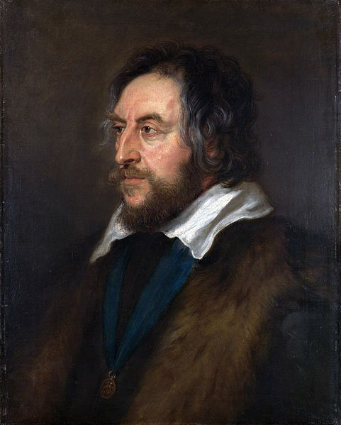 One of my 12th great grandfathers, Thomas Howard, 21st Earl of Arundel. A grand master of the English Freemasons from 1633 to 1635 Portrait by Rubens