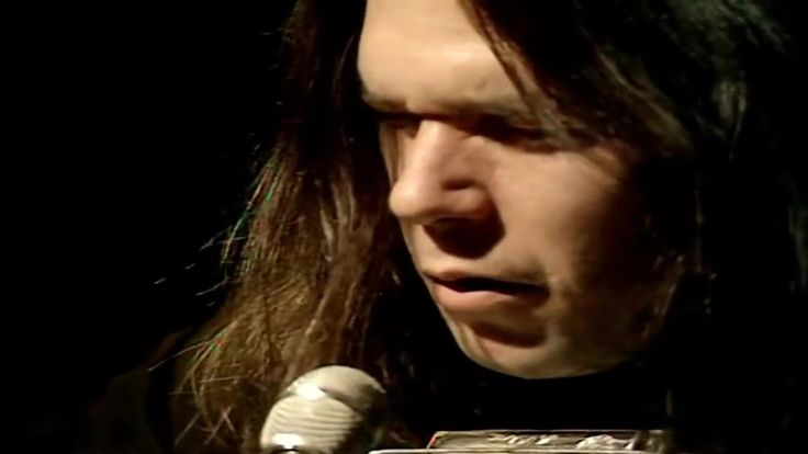Neil Young - Old Man & Heart Of Gold [1971]