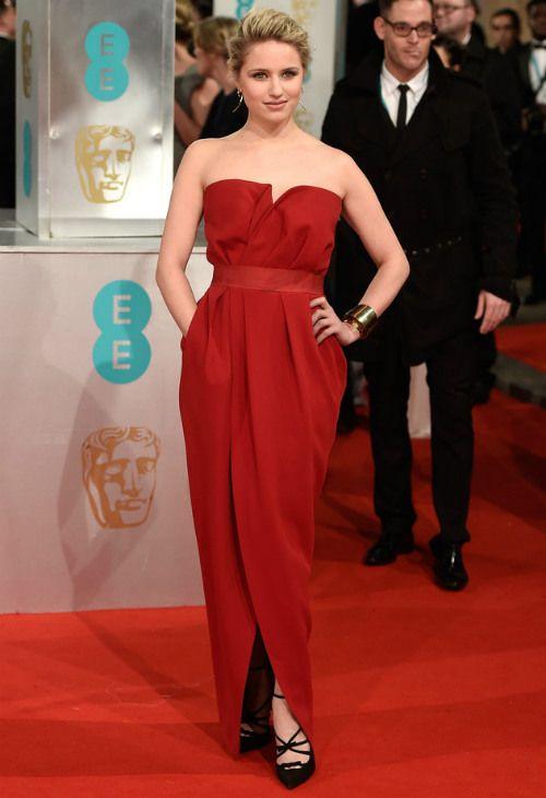 2/8 #ディアナ・アグロン British Academy Awards 2015 |海外セレブ最新画像・私服ファッション・着用ブランドまとめてチェック DailyCelebrityDiary*
