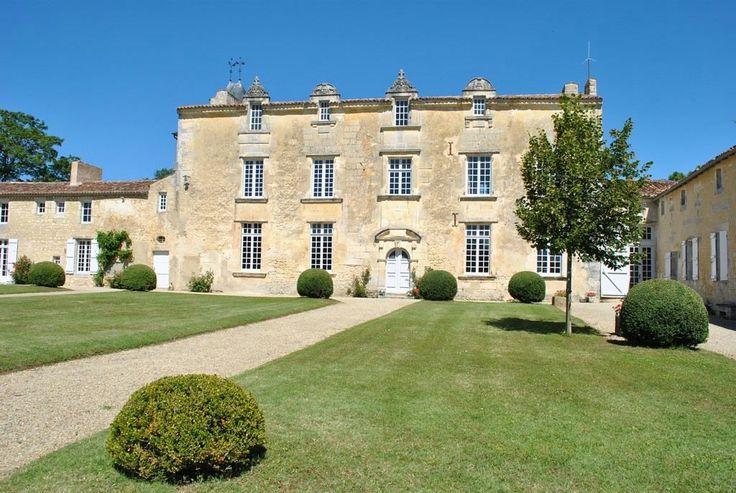 château 21 pièces en vente sur SAINTES (17100)