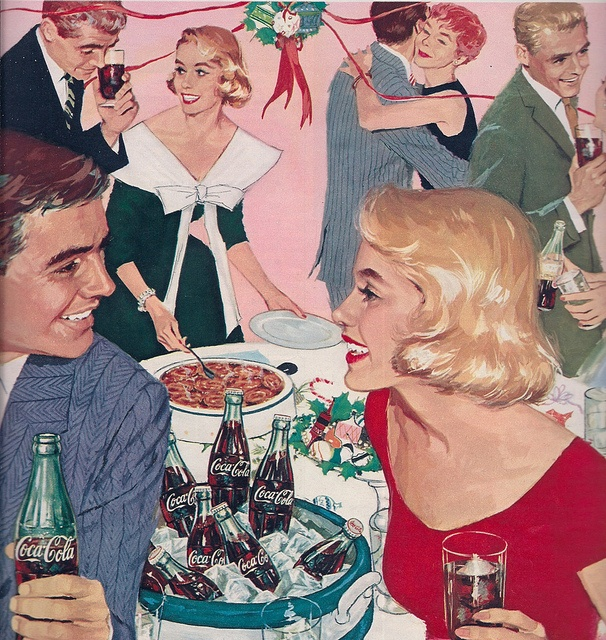 Holiday Entertaining '50s Style