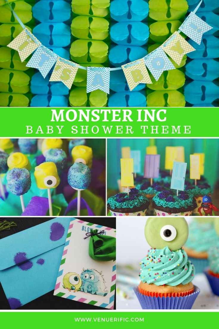 Cute monster characters will bring out the fun in your events. With so many characters to choose from, you can decorate the place with many exciting DIY deor. Be it a boy or girl, this theme would be perfect. Find a right venue to match this theme on Venuerific. More at www.venuerific.com