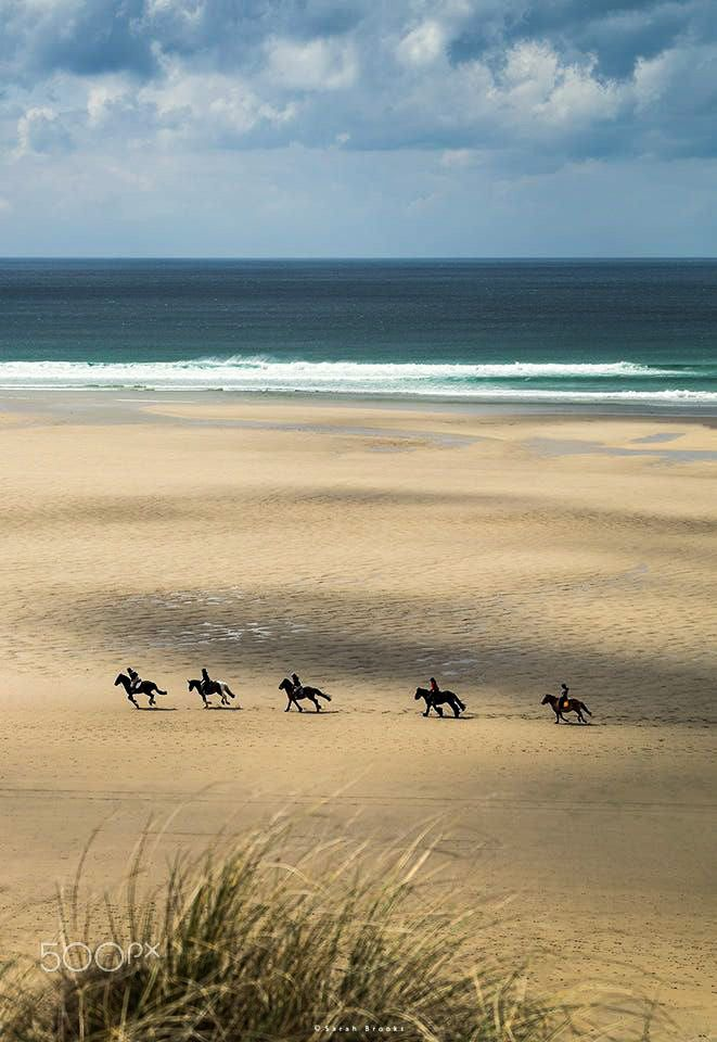 ***The Gallop (Cornwall, England) by Sarah Brooks on 500px