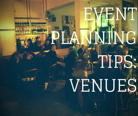 3 Event Planning Tips for Off-Site Venues