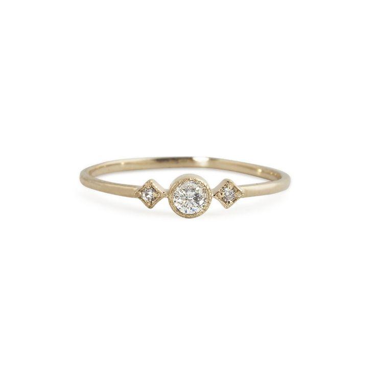 Star & Moon Ring – Envero Jewelry