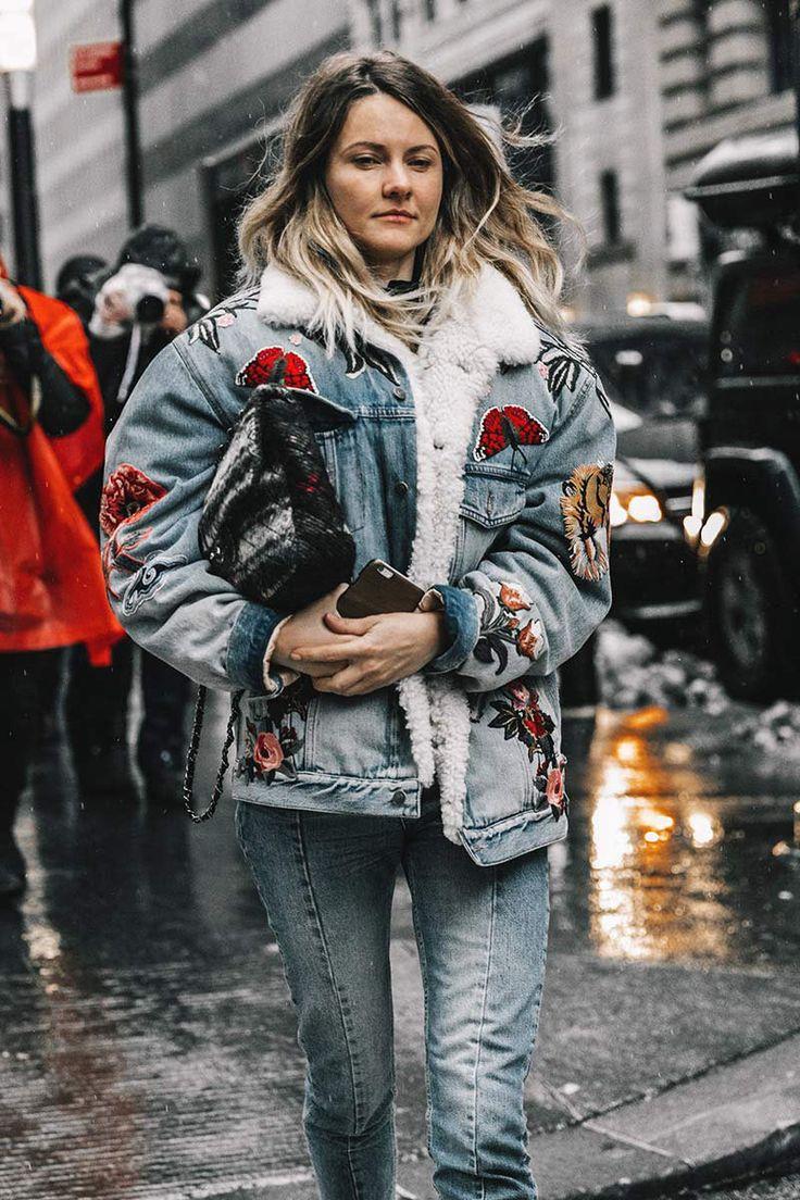 Street Style NYFW Fall 2017 | @KatyaGuseinova