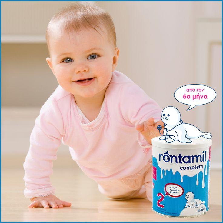 Οι διατροφικές ανάγκες ενός μωρού σε αυτήν την ηλικία είναι ιδιαίτερες και πρέπει να καλύπτονται επαρκώς. Το βρεφικό γάλα 'rontamil 2' http://rontamil.gr/rontamil-2/ διαθέτει ισορροπημένη σύνθεση, περιέχοντας όλα εκείνα τα απαραίτητα συστατικά για την σωστή του ανάπτυξη.