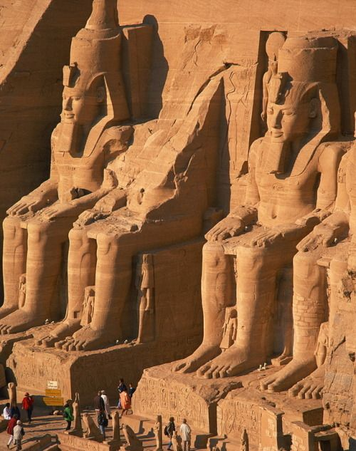 Abu Simbel Temple The Great Temple of Ramesses II…