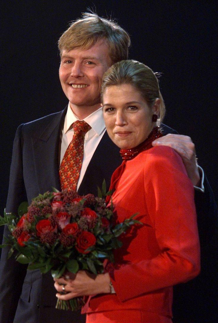 Koning Willem-Alexander en Koningin Maxima