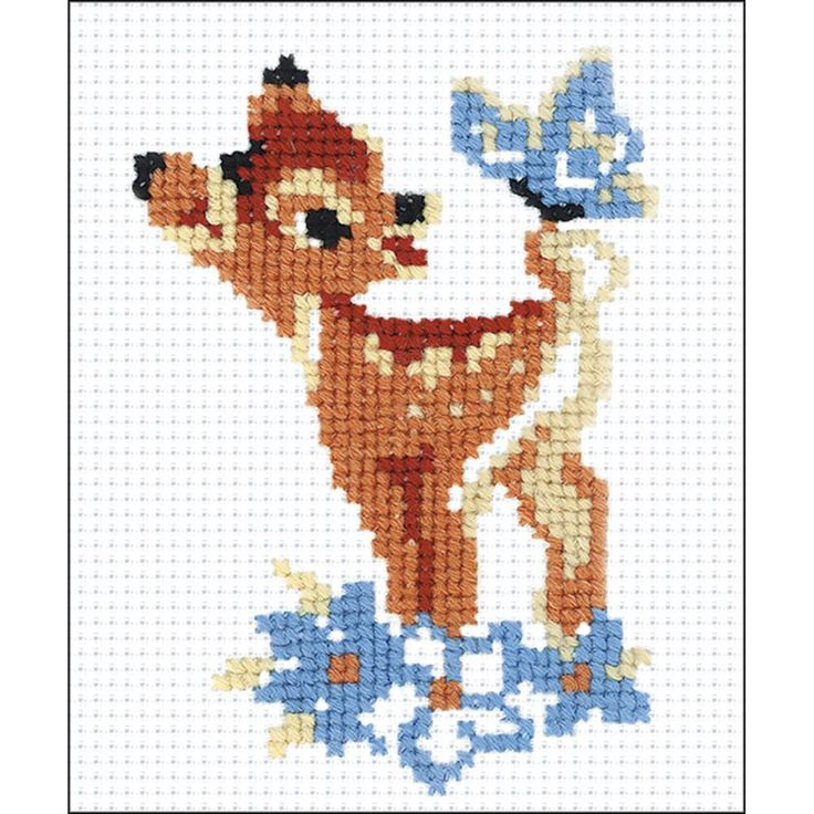 RIOLIS-Counted Cross Stitch Kit. Express your love for arts and crafts with these beautiful cross stitch kits! Find a themed kit for any taste! From Russia. - This cross stitch kit includes 10 count A
