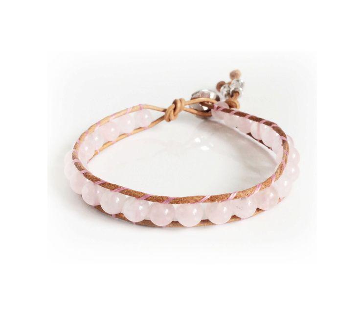 A personal favorite from my Etsy shop https://www.etsy.com/uk/listing/242720616/gemsandwhistles-rose-quartz-beaded-wrap