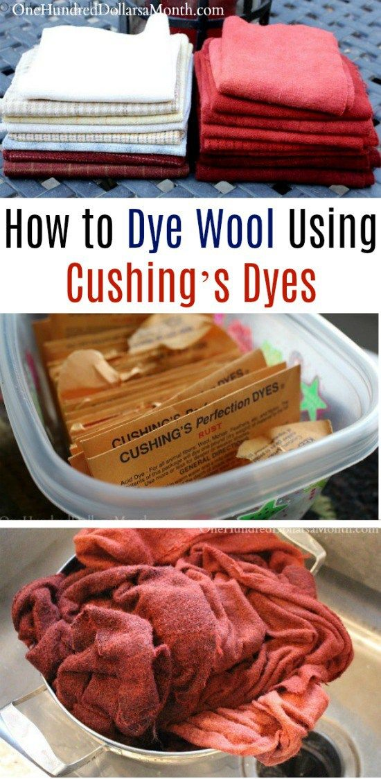Last week I shared my list of basic supplies and how I draw out patterns for my hooked rugs. This week I thought I'd share how I dye 100% wool fabric using Cushing's Perfection Dyes. Next week I'll show you how I hook my rugs. When you are searching for wool fabric for your hooked …