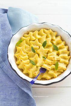 Gnocchi alla romana. Recipe, italian food