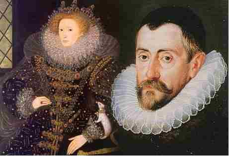 To protect her Kingdom from the Spanish invasion and her throne from the Catholic Church,Mary Queen of Scots,Elizabeth relied on the elaborate secret service organizations of her resourceful secretary of state Sir Francis Walsingham.Often spending his own money Walsingham employed a network of spies at foreign courts which kept him informed of any threats to his sovereign. It was Walsingham who uncovered Anthony Babington's plot against the Queens life in 1586...