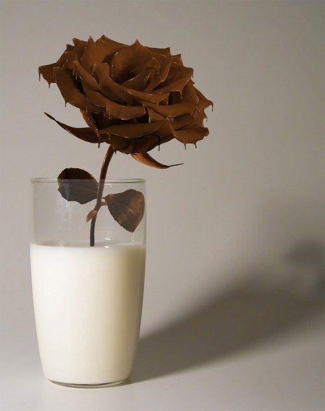 Top 32 des sculptures en chocolat aussi belles qu'appétissantes