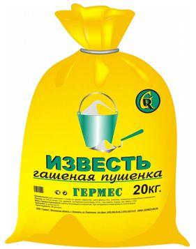 Пушонка, гашеная известь или гидроксид кальция – это неорганическое соединение в виде белого порошка. Используют для известкования почвы, если уровень кислотности ниже 5,5. Гашеную известь можно получить путем смешивания комовой извести с водой из расчета на 10 кг извести 3-4 л воды или же купить готовый препарат в виде порошка (пушонка Источник: http://dacha-vprok.ru/dlya-chego-nuzhna-gashenaya-izvest-v-sadu-i-ogorode