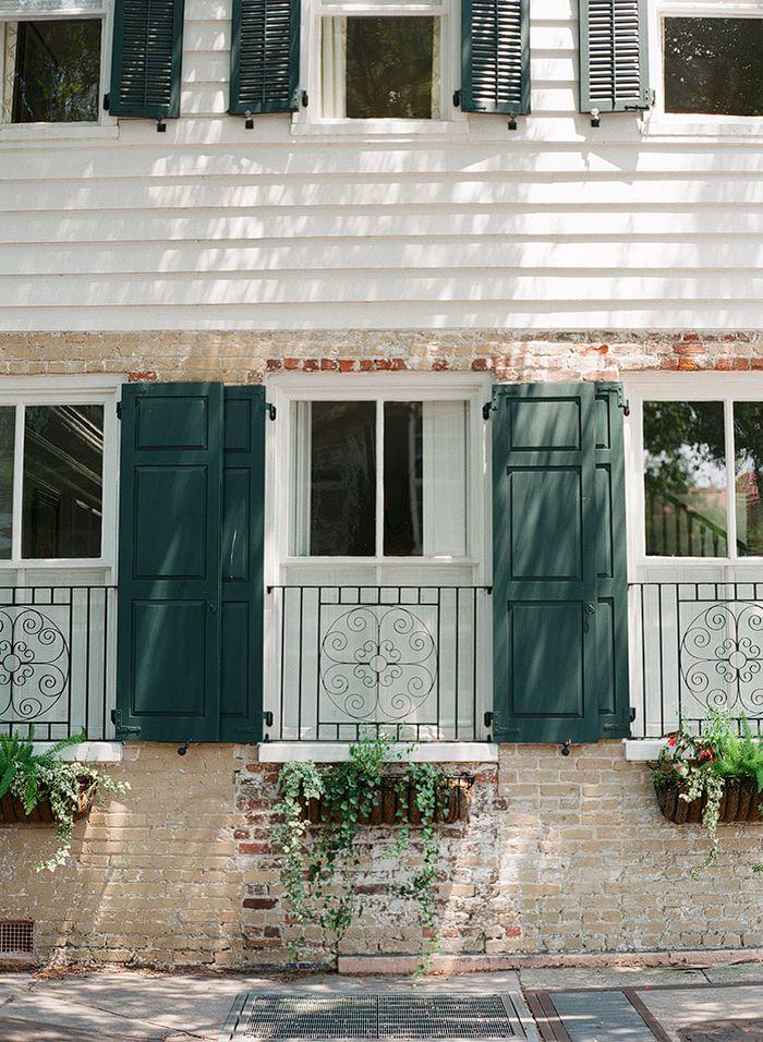 Historic Home in Charleston | Melissa Schollaert Photography