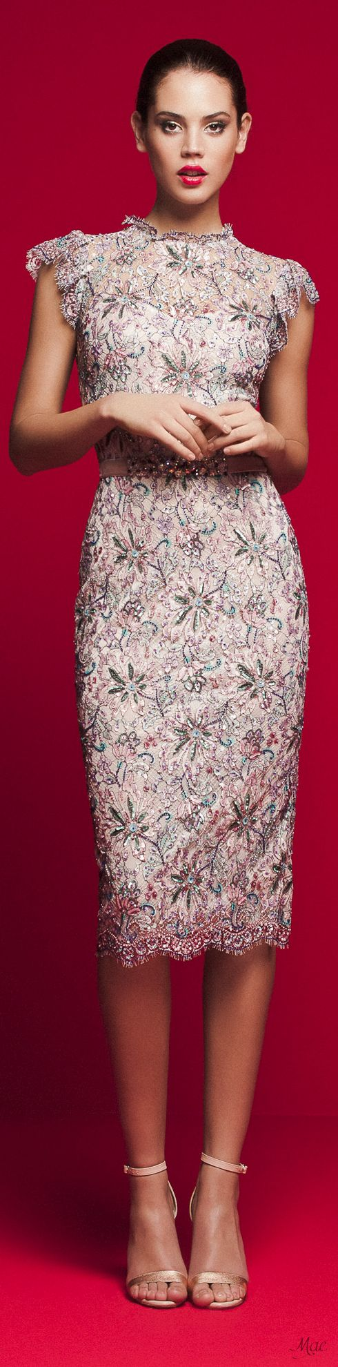 Ronald joyce lace wedding dress september 2018  best Moda images on Pinterest  Feminine fashion For women and