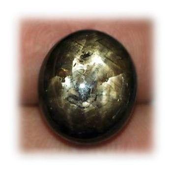 CERT 13.82ct Rare! 5-Stars-In-1-Stone! STAR SAPPHIRE (See VID) star  sapphire, cabochon sapphire