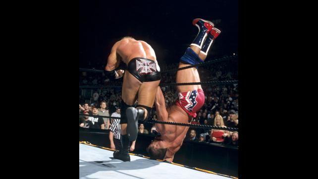 Royal Rumble Match 2002