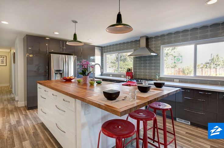 411 best images about kitchen lookbook on pinterest for Kitchen ideas zillow