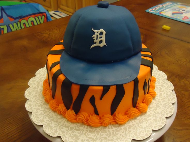 For the Detroit Tiger Lover