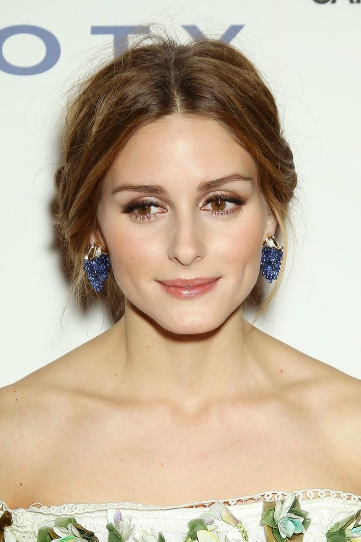 Olivia Palermo At The Ninth Annual Delete Blood Cancer Gala In New York Wearing Marchesa.The Olivia Palermo Lookbook