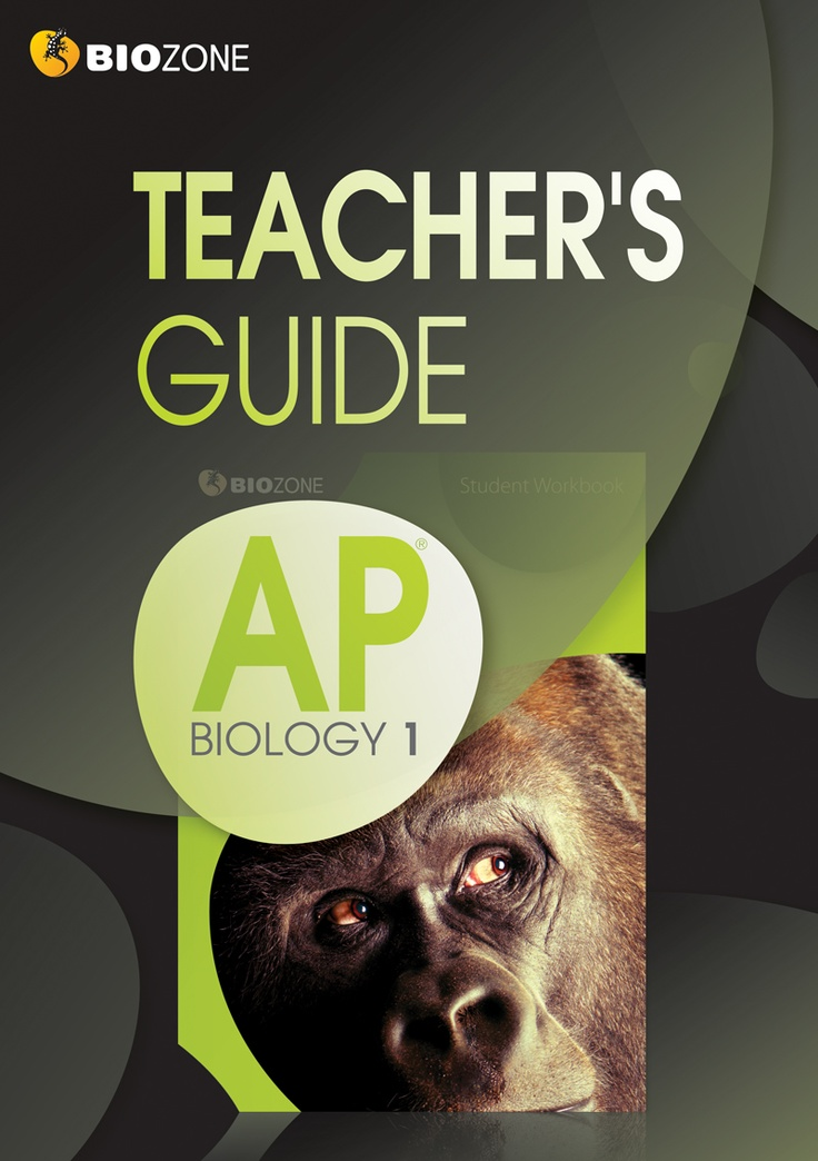 10 best ap biology resources images on pinterest ap biology biozones teachers guide for ap biology 1 fandeluxe Image collections