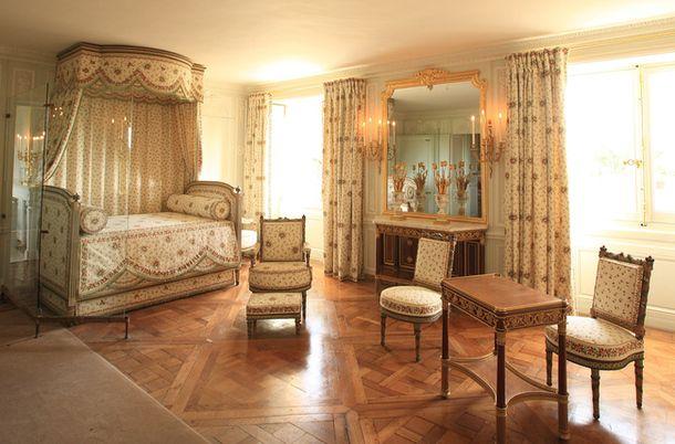 Спальня в Малом Трианоне.