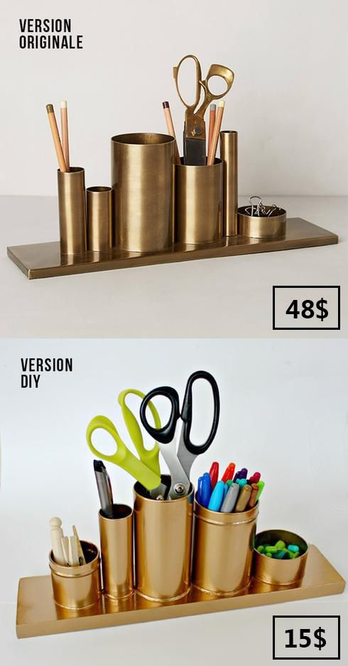 10 objets qu'on peut acheter ou reproduire pour une fraction du prix!