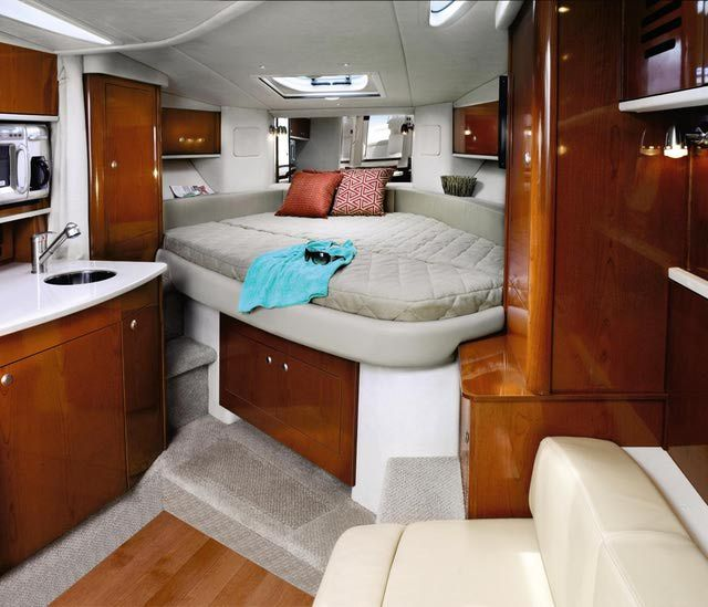 Sea Ray Sundancer Berth Prefer The Love This Style