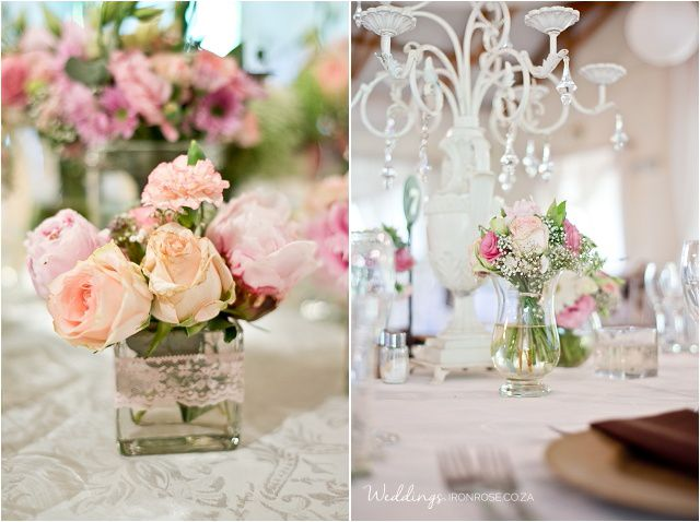 Beautiful French Parisian inspired wedding, classic white with touches of pastel flowers! Gorgeous wedding at Casa-lee Country Lodge in Pretoria East
