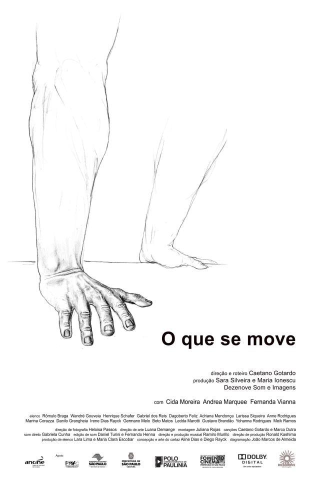 O que se move (2012) / Director: Caetano Godardo