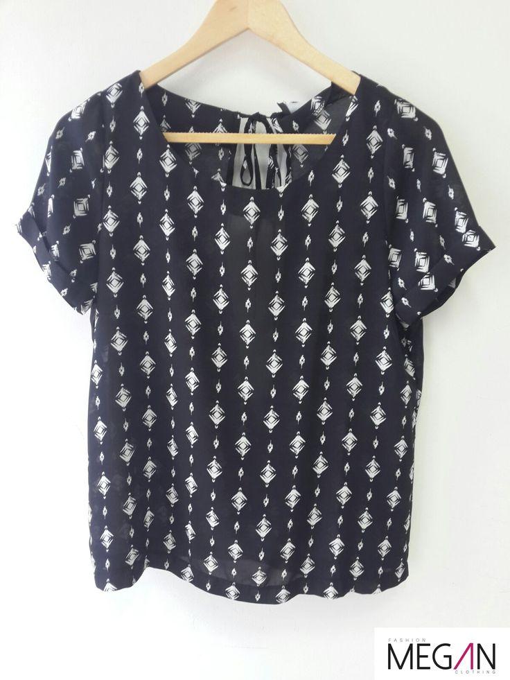 #shirt #blusa  #blackandwhite #fashion #girl #fashionmegan
