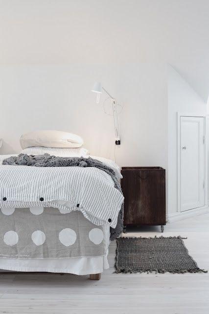 die besten 17 bilder zu . linen . auf pinterest | grau, bettwäsche ... - Moderne Schlafzimmereinrichtung